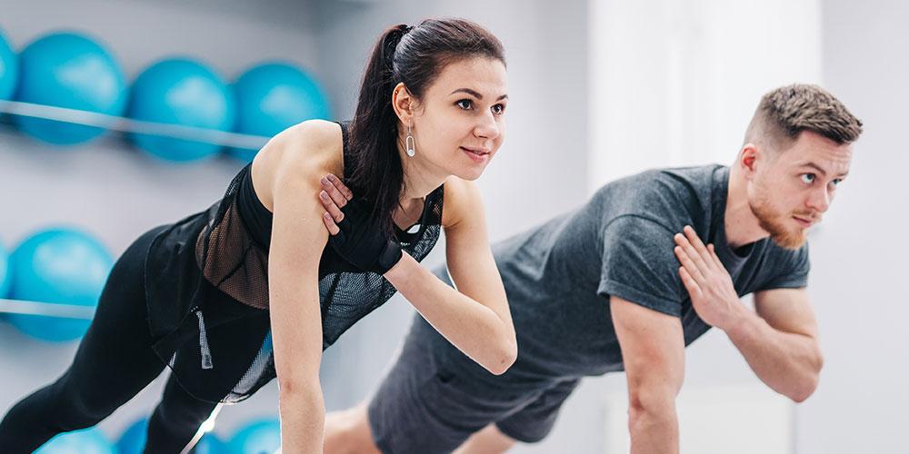 運動不足が及ぼす影響