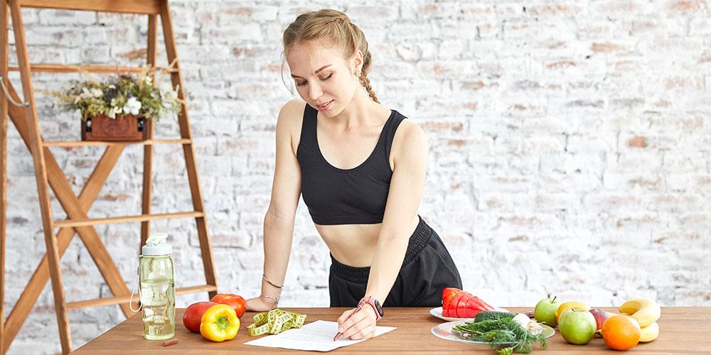 栄養とボリュームの偏りを防ぐご飯の食べ方