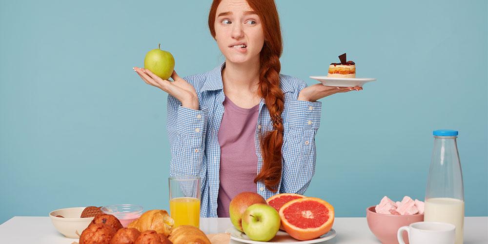 まずは自分に適した摂取カロリーの目安は?